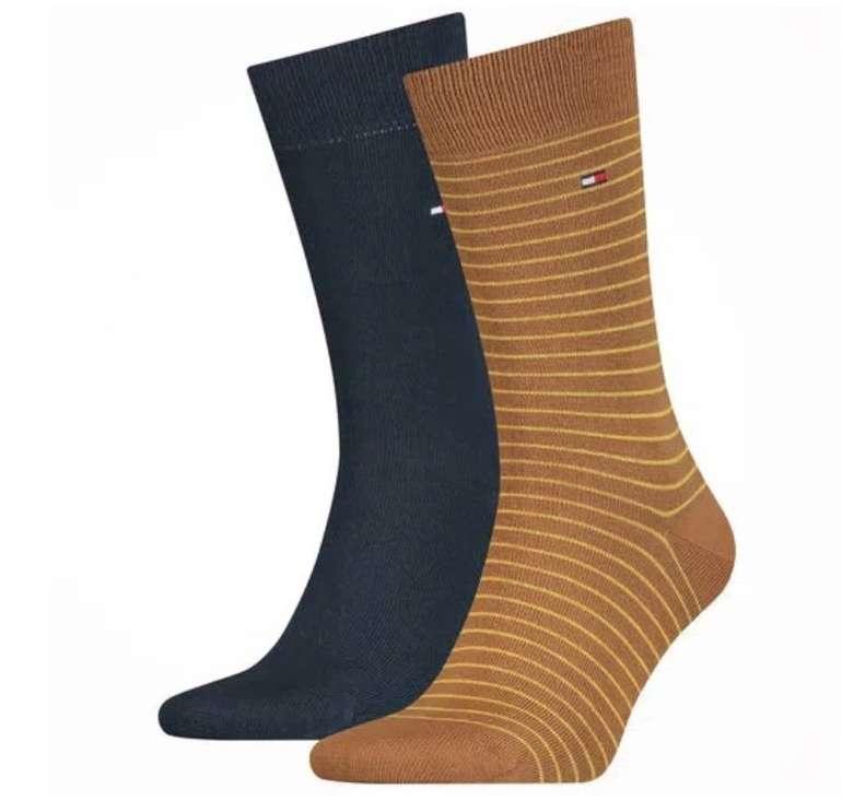 3x 2er Pack Tommy Hilfiger Small Stripe Herren Socken für 26,92€ inkl. Versand (statt 35€)