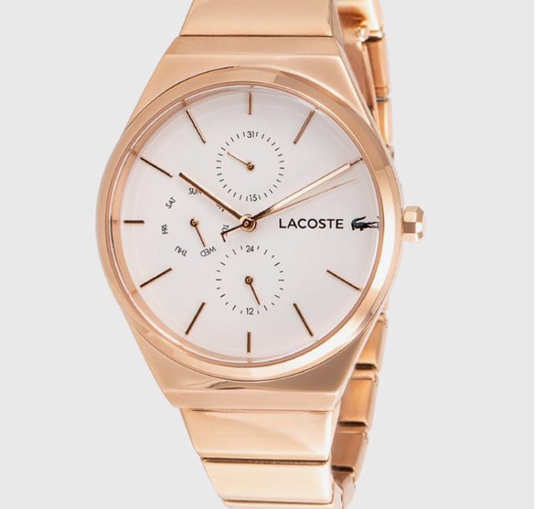 Lacoste Uhren Sale bis zu 75% Rabatt + VSKfrei - z.B. Bali Armbanduhr für 99€ (statt 255€)
