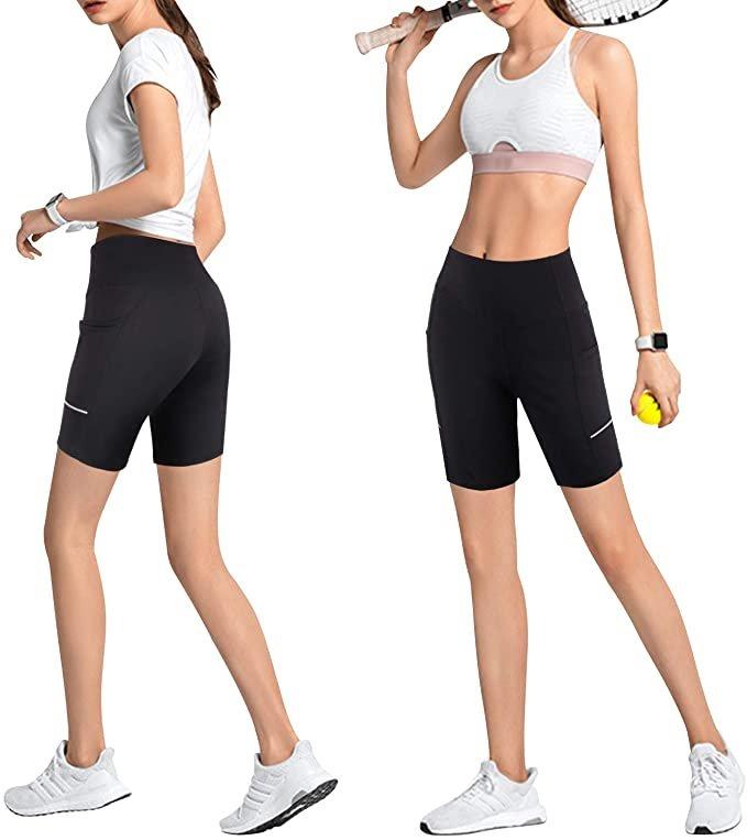 Grat.unic Damen Fitness Shorts (4 Modelle) für je 6,49€ inkl. Prime Versand (statt 13€)