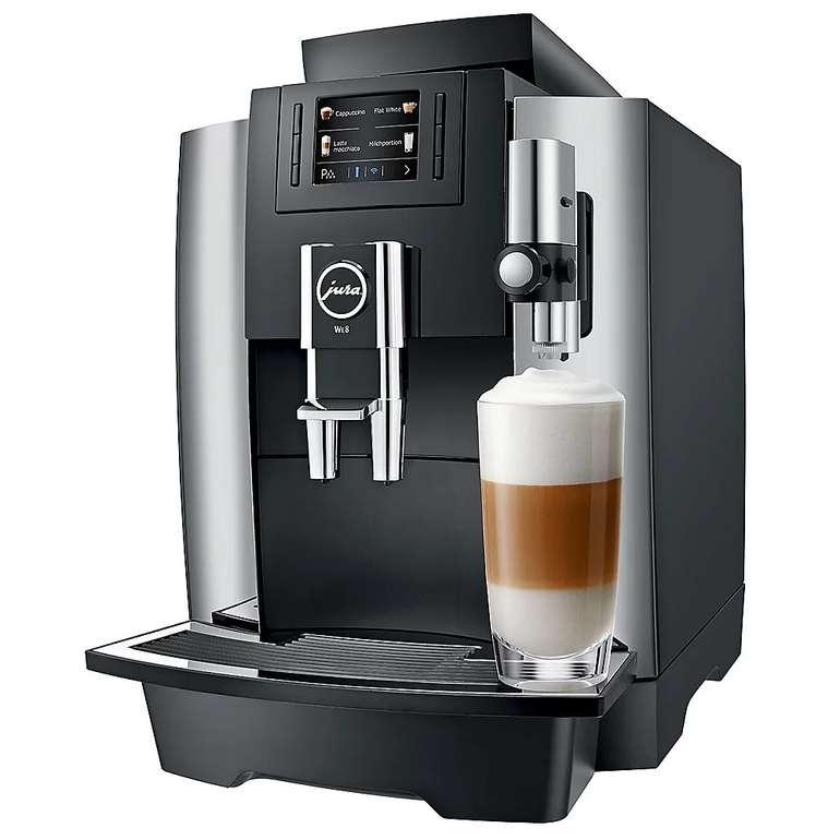 Jura Gastro WE8 Chrom Kaffeevollautomat für 1.299,00€ inkl. Versand (statt 1450€)