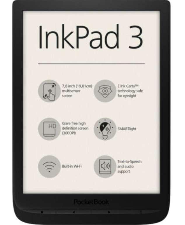 Pocketbook InkPad 3 - 8GB eBook-Reader (19,8 cm, 7,8 Zoll) für 188,05€ inkl. Versand (statt 209€)