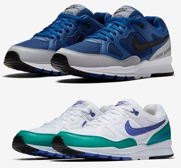 Nike Air Span II Herren-Sneaker versch. Modelle für 55,98€ inkl. VSK (statt 80€)