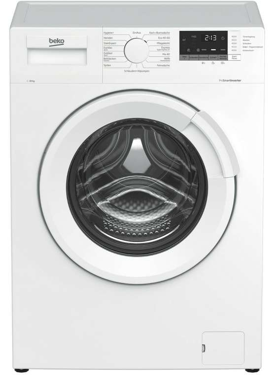 Beko WMB101434LP1 Waschmaschine mit Nachlegefunktion für 332,91€ inkl. Versand (statt 440€)