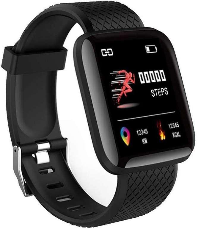 Explopur Bluetooth Fitness Tracker mit 1,3 Zoll Touchscreen für 8,05€ inkl. VSK