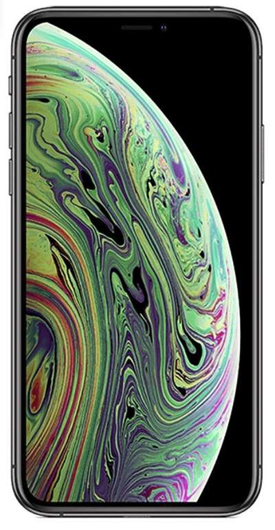 Apple iPhone XS mit 64GB (29€) + Vodafone Allnet & SMS Flat (24GB LTE) für 39,99€ mtl.