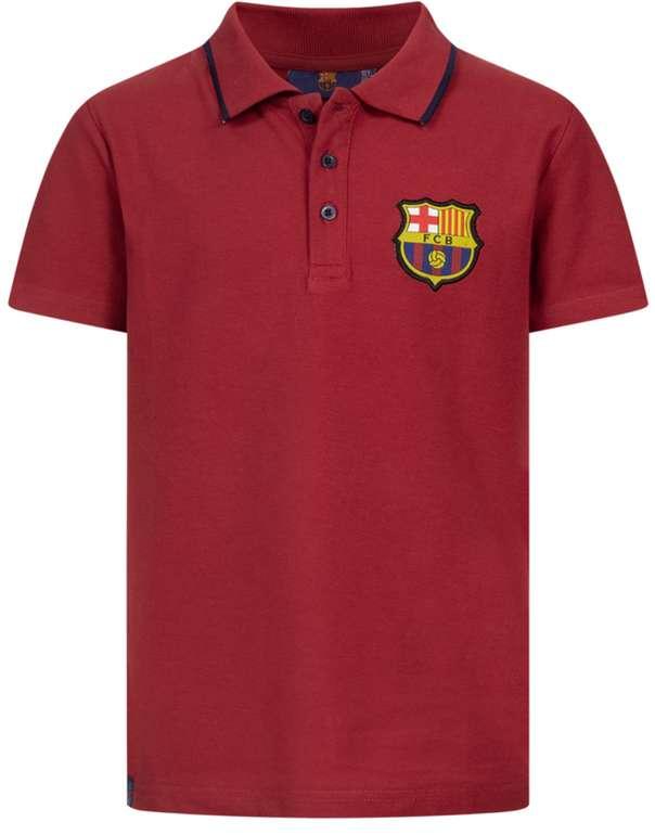 FC Barcelona Kids Sale mit bis zu 78% Rabatt bei SportSpar - z.B. Barca Kinder Polo-Shirt für 8,99€ (statt 20€)