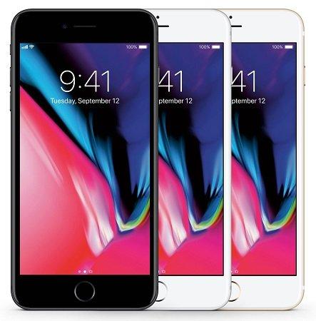 """Apple iPhone 8 mit 64GB Speicher für 400€ inkl. VSK (statt 580€) - """"Wie Neu"""""""