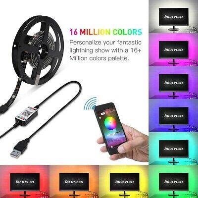 2m LED-Streifen mit 30 Lichtern und Apps für Android/iOS nur 7,99€ inkl. Versand