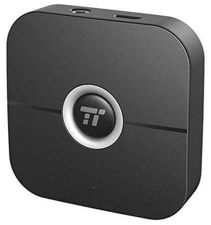 TaoTronics Bluetooth 4.1 Empfänger mit Auto-Kit für 13,99€ inkl. Versand
