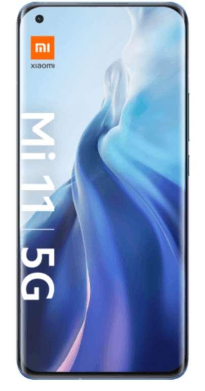Xiaomi Mi 11 5G mit 256 GB (99€) + MD Vodafone green LTE 30GB Special Allnet Flat für 30€ mtl.