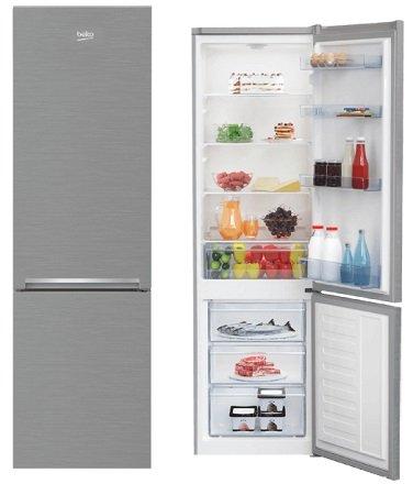 BEKO RCSA300K30XP Kühlgefrierkombination A++ für 299€ inkl. VSK (statt 369€)