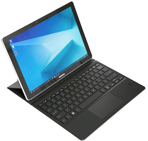 Samsung Galaxy Book 12 - 2in1 Laptop 256GB SSD + 8 GB RAM für 999€ (statt 1115€)