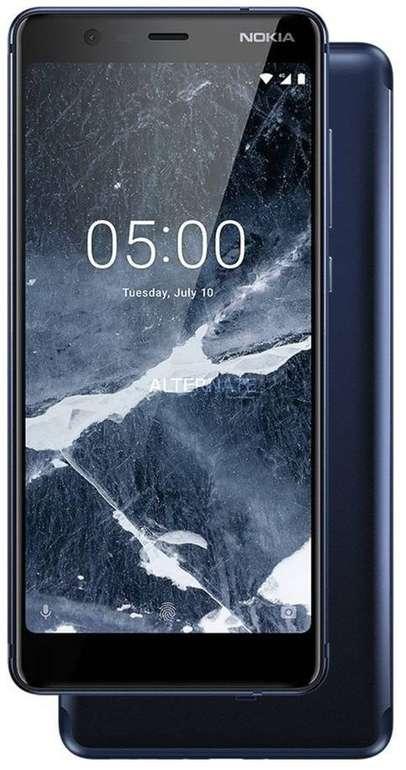 Nokia 5.1 Smartphone (16GB, Dual SIM) für 99€ inkl. Versand