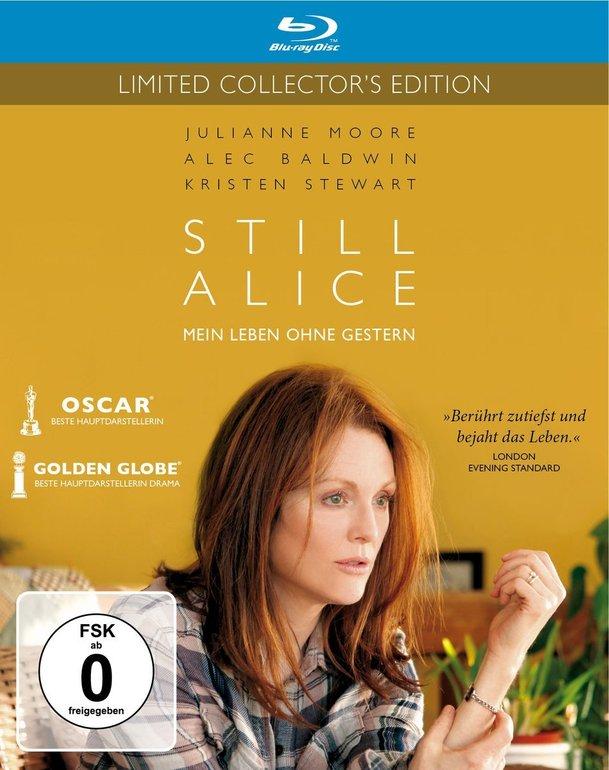 Still Alice - Mein Leben ohne gestern - Mediabook  für 2,39€ inkl. Versand