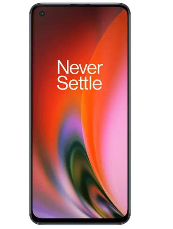 Oneplus Nord 2 mit 128 GB Gray Sierra Dual Smartphone für 359,10€ inkl. Versand (statt 396€) - Club!