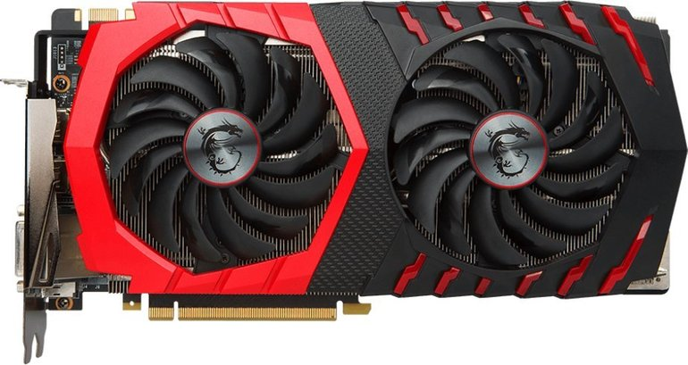 MSI GeForce GTX 1080 Ti Gaming X 11GB Grafikkarte ab 784€ inkl. Versand