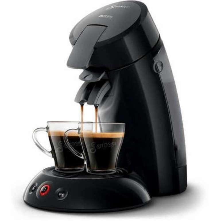 Philips HD6553/67 Senseo Original Kaffeepadmaschine für 39,99€ inkl. Versand (statt 52€)