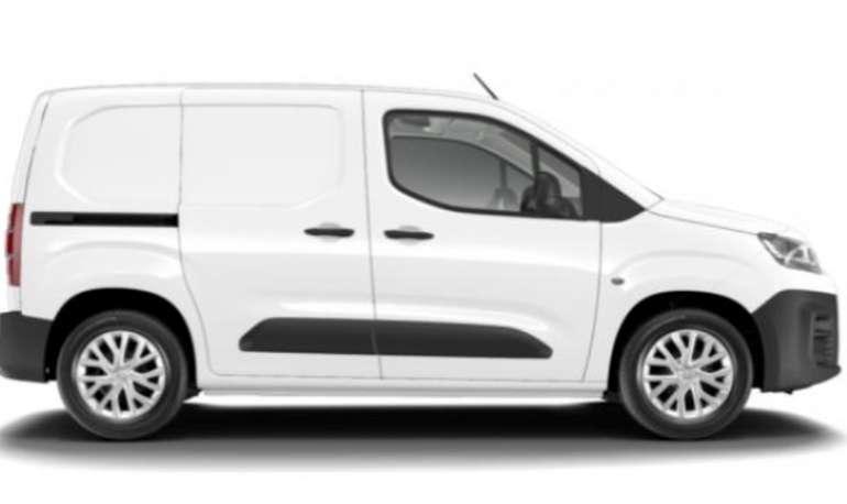 Gewerbeleasing: Citroën Berlingo mit 101 PS für 8,76€ mtl. (LF: 0.03, Überführung: 980€)