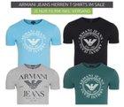 Armani Jeans: Herren T-Shirts für nur 19,99€ (statt 33€)