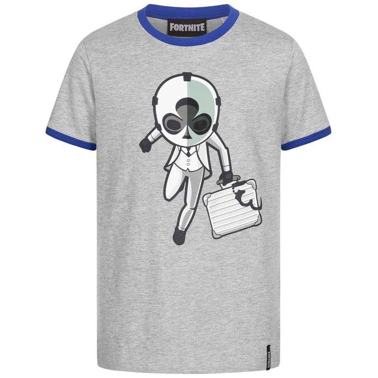 Fortnite High Stakes Skin Kinder T-Shirt für 6,18€ inkl. Versand (statt 8€)