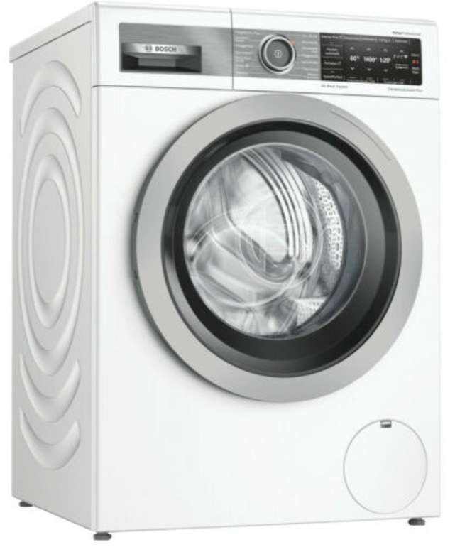 Bosch WAV28G40 - 9kg Waschmaschine (Frontlader, 1400 U/Min) für 671,28€ inkl. Versand (statt 779€)