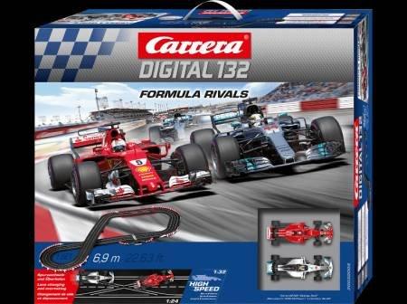 Carrera Rennbahn Digital 132 Formula Rivals für 148,88€ inkl. VSK (statt 212€)