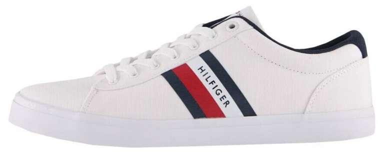 Tommy Hilfiger Essential Pure Cotton Trainers Sneaker für 47,90€ inkl. Versand (statt 57€)