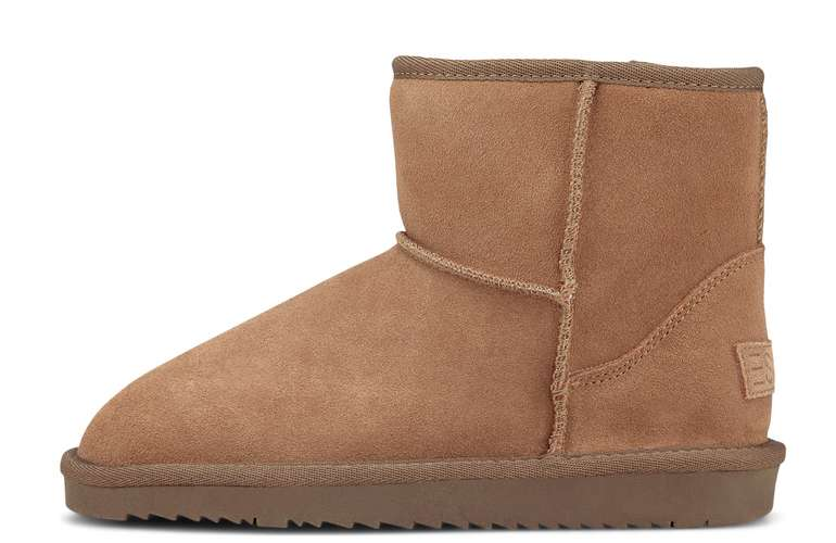 """Esprit Winter-Boots """"LUNA MID"""" in taupe oder schwarz für 27,97€ inkl. Versand (statt 49€)"""