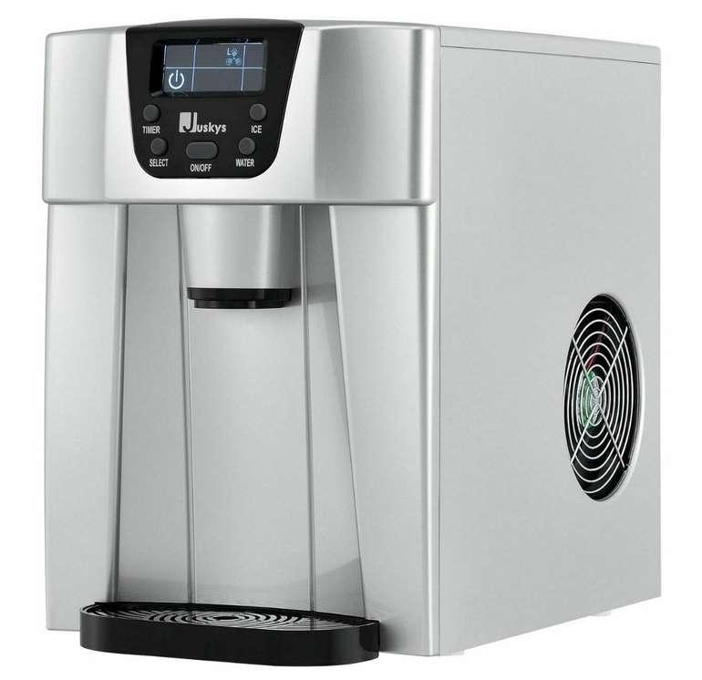 Juskys Eiswürfelmaschine (2L, bis 6kg/Tag, Eiswürfel in 6-10 Minuten) für 129,95€ (statt 159€)