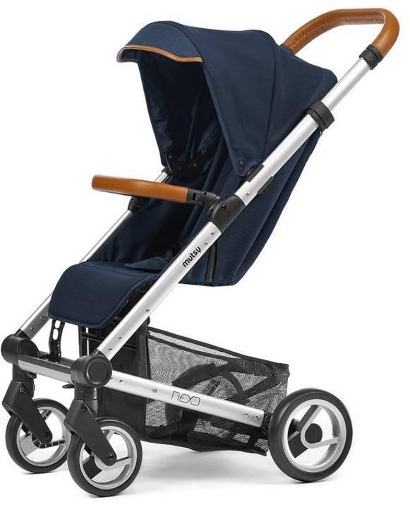 Mutsy Kinderwagen Nexo Blue Melange für 188,99€ inkl. Versand (statt 299€)