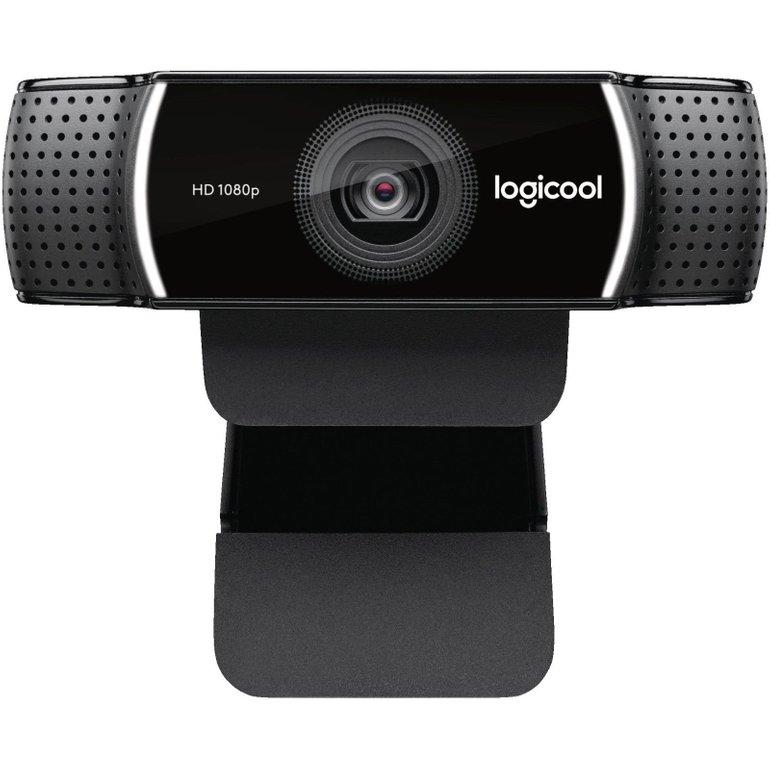 Logitech C922 Pro Stream Webcam für 56,99€ inkl. Versand (statt 76€)