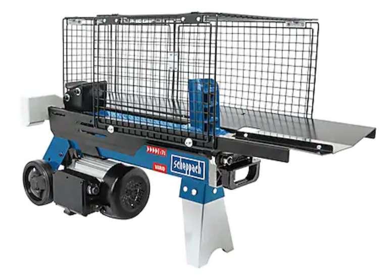 Scheppach Holzspalter HL760L für 203,99€inkl. Versand (statt 265€)