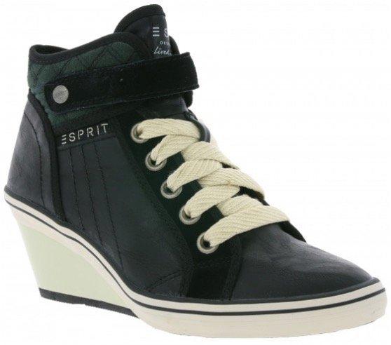 Esprit Sneaker mit Keilabsatz für Damen nur 24,99€ inkl. Versand
