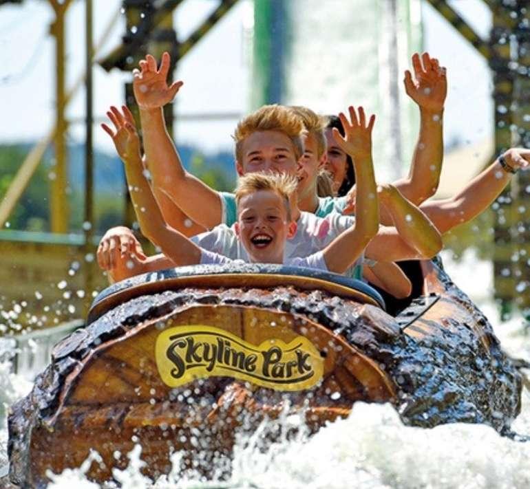 Allgäu Skyline Park: Tagesticket + Nutzung aller Fahrgeschäfte für 24,50€ (Kinder 110cm bis 149cm nur 20€)