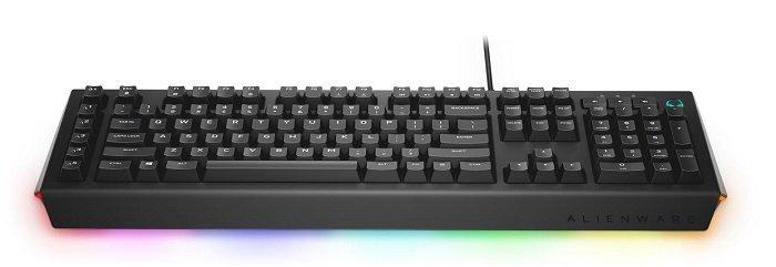 Dell Alienware AW568 mechanische Gaming-Tastatur für 59,90€