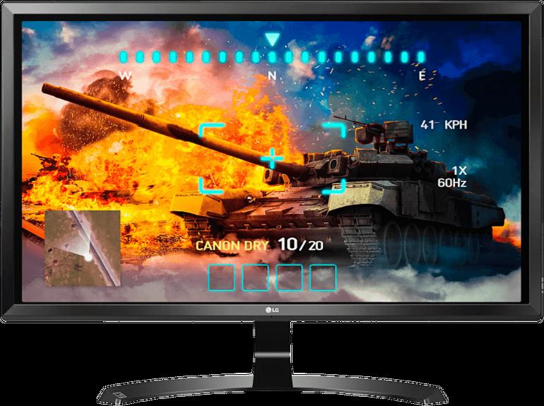 "LG 27UD58-B 27"" 4K Monitor für 231,20€ inkl. Versand (statt 274€)"