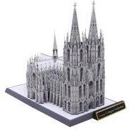 Gratis: 81 Architektur Papiermodelle kostenlos zum Selberbasteln
