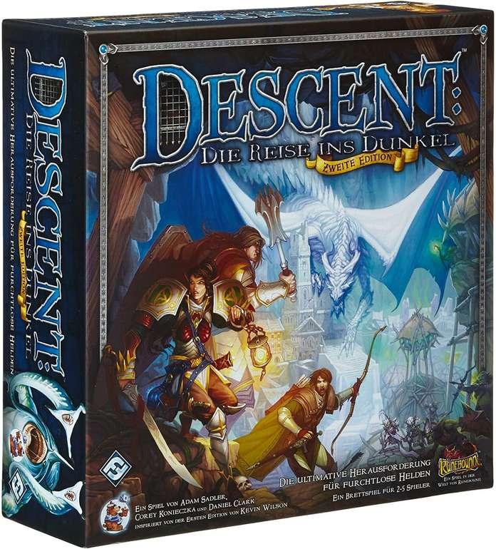 """Asmodee Brettspiel """"Descent: Die Reise ins Dunkel"""" (2. Edition) für 48,98€ inkl. Versand (statt 63€)"""