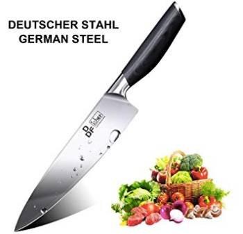DDF iohEF - 20cm Profi Küchenmesser (rostfrei) für 13,99€ inkl. Versand