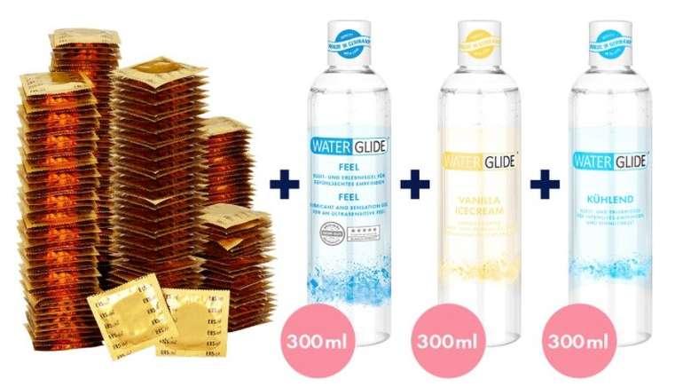 Eis.de: 100 Kondome + 3x 300ml Gleitmittel kostenlos zur Bestellung ab 29,95€ (zzgl. 2,95€ Versand)