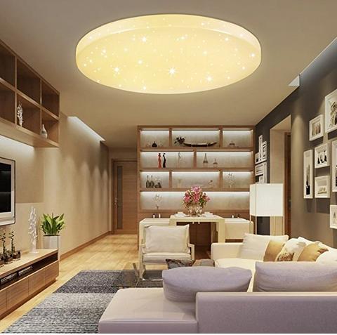 Vingo LED Lampen mit -30% Rabatt, z.B. Sterneffekt & Warmweiß für 13,99€