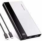PowerAdd Aries - USB-C Powerbank mit 10.000mAh für 9,99€ inkl. Prime Versand