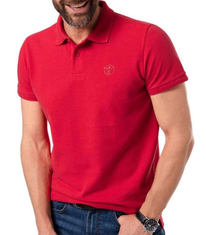 2er Pack Chiemsee Herren Polo-Shirts aus Baumwoll-Piqué für 22,19€ (statt 40€)