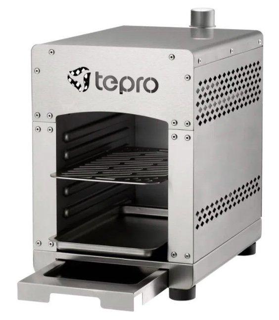 Tepro 3185 Toronto Basic Gasgrill mit 2,8 kW Keramik-Infrarotbrenner für 69€ bei Abholung (statt 90€)