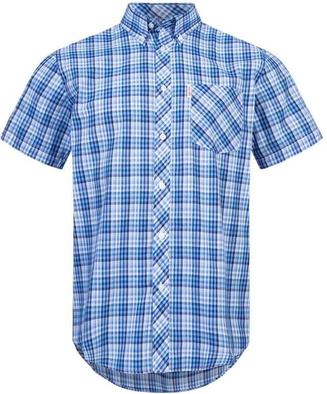 Brutus Jeans Kurzarm Herren Hemd für 10,61€ inkl. Versand (statt 17€)