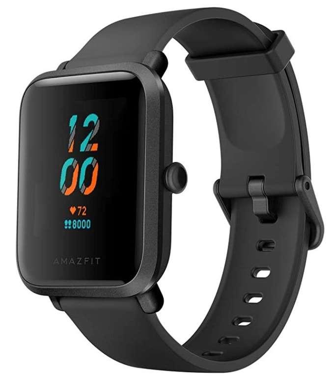 Amazfit BIP S Smartwatch (85mm + 110mm) für 29,37€ inkl. Versand (statt 63€)
