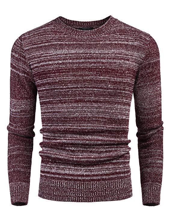 Coofandy Herren Feinstrick Pullover (2 Farben) für je 16€ inkl. Versand (statt 32€)