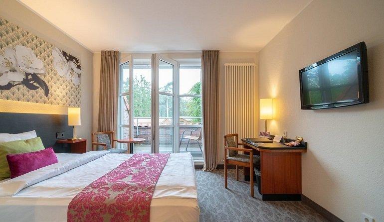 Hotel Heidegrund Übernachtung 2