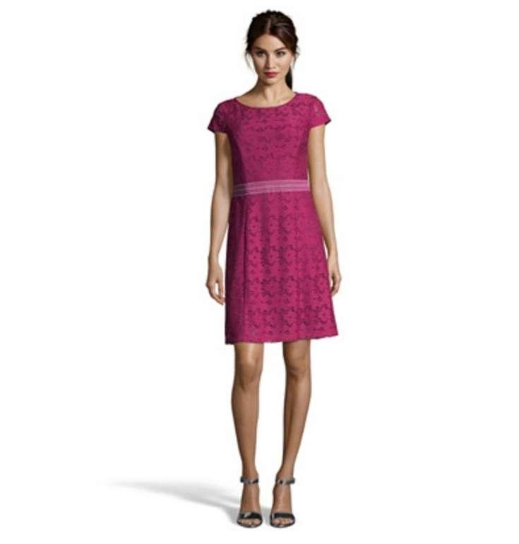 Betty Barclay SALE mit bis zu 65% Rabatt - z.B. Kleid mit Lochstickerei für ca. 45€ (statt 125€)