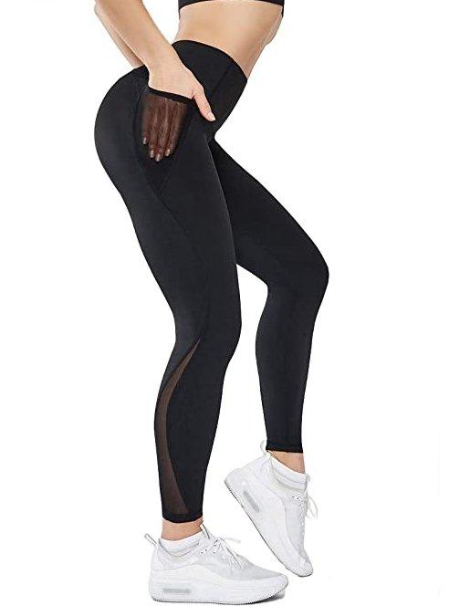 3 Artikel bei Amazon reduziert, z.B. Aoqussqoa Damen Sport Leggings für 10,99€ (Prime)